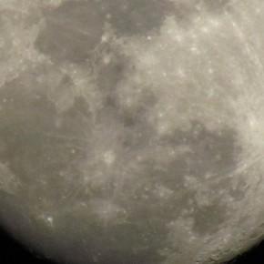 2011 yılında 19 Mayıs'ta yaşanan SüperAy dolunayı görüntüsünün Florida'dan Abbe Arenson tarafından çekilen fotoğrafı. CREDIT: Abbe Arenson