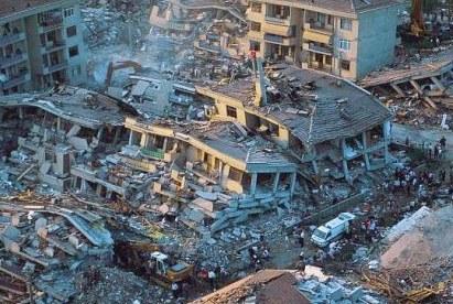 1999 Gölcük Depremi'nden...