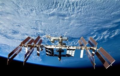 Uluslararası Uzay İstasyonu. Credit: ESA