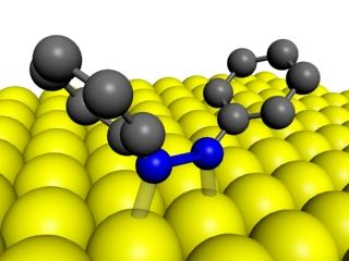 Moleküler nanoteknolojinin gelişmesi daha hızlı elektronik aygıtların önünü açıyor. Image:Sergey Subach