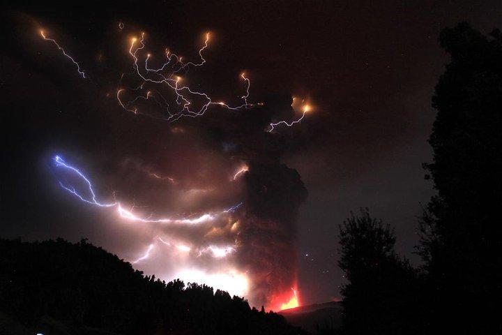 şiliyıldırım-volkanik
