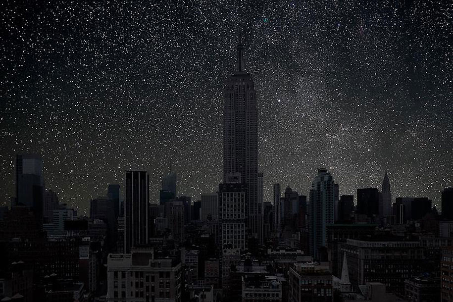 New York, ABD. Credit: Thierry Cohen