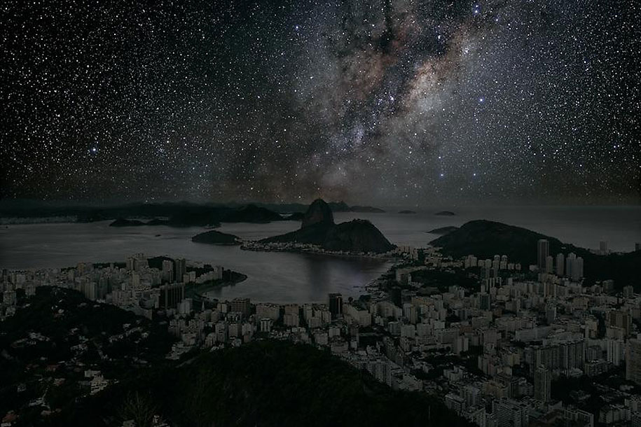 Rio de Janeiro, Brezilya. Credit: Thierry Cohen