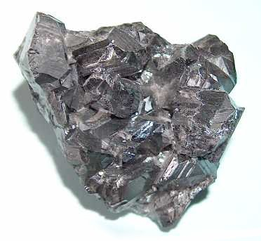 Çinko Minerali: Sfalerit (ZnS) (Kaynak: http://tr.wikipedia.org/wiki/Çinko)