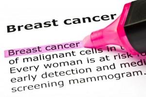 Meme kanseri batı toplumunda oldukça yaygın bir kanser türü. Credit: Ivelinr