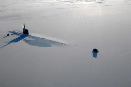arktik-denizaltı