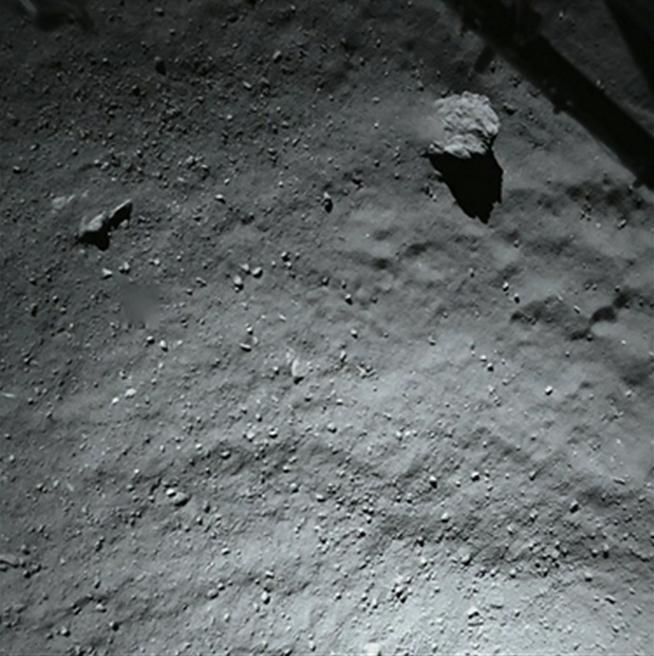 Philae'nin yeni evi