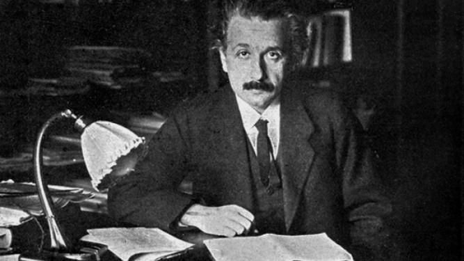 Albert_Einstein-çalışmaları