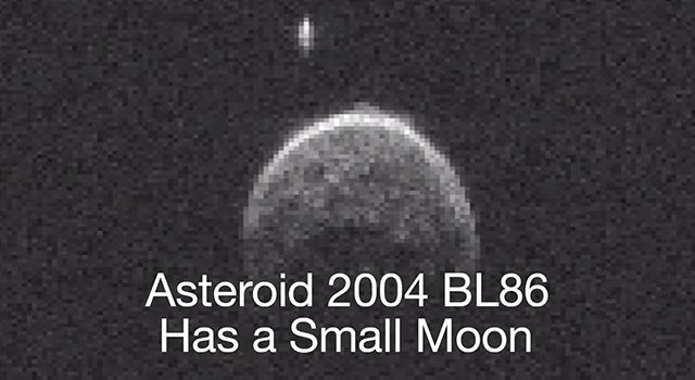 2004BL86asteroid
