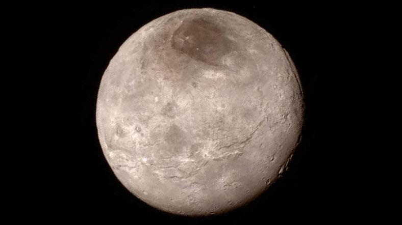Charon. NASA-JHUAPL-SwRI
