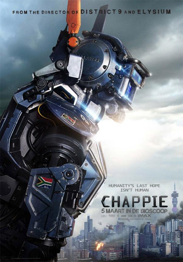 Chappie 2015 Full İzle