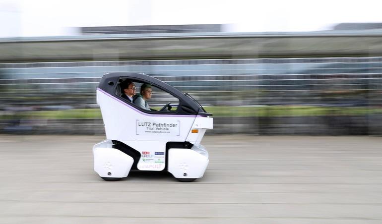 Lutz-Pathfinder taşıma aracı