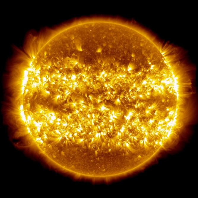 güneş_nükleerfüzyon
