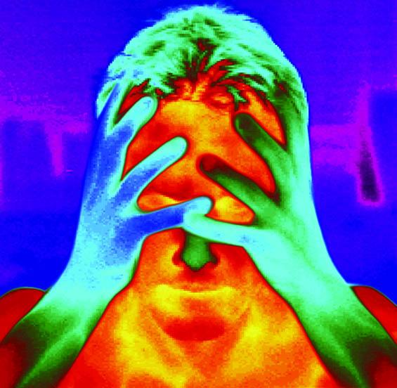 Sürekli spektrum: örneğin ısınan bir kaynaktan karacisim ışıması